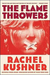 Book Club: The Flame Throwers