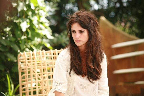 Dream Date: Penelope Cruz as Maria Elena