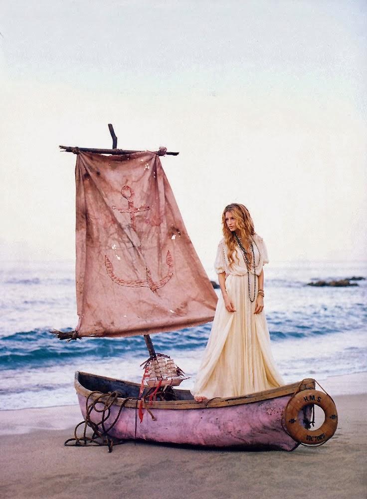 Dreaming of shipwrecks...