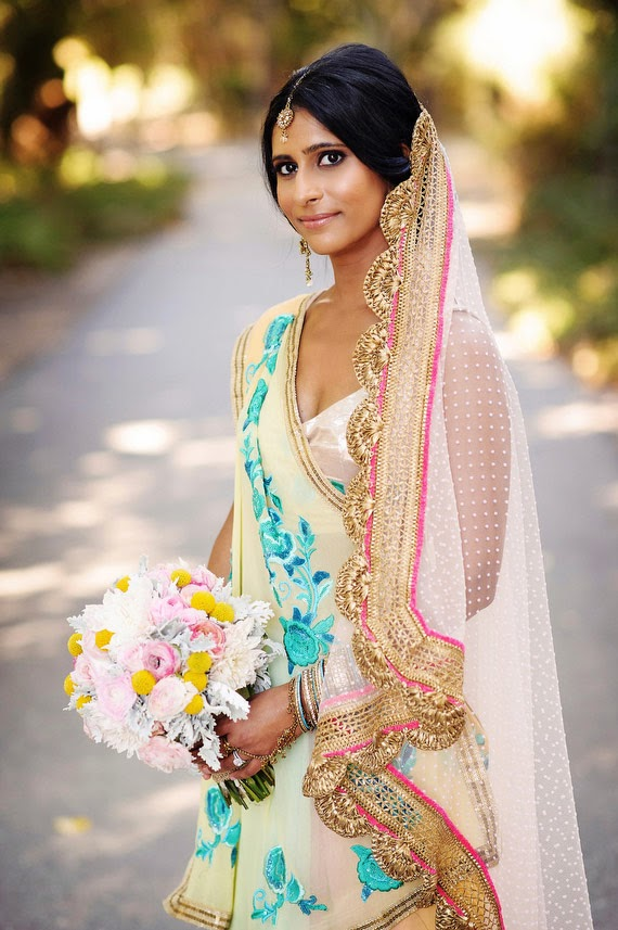 Beautiful bride.