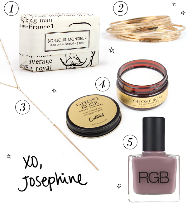 What We're Giving: Josephine