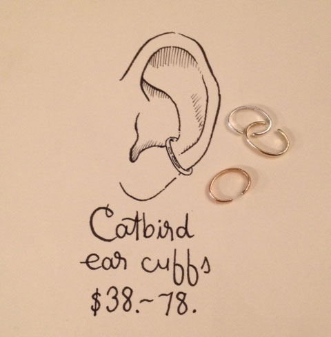What We Love Today: Ear Cuffs!!