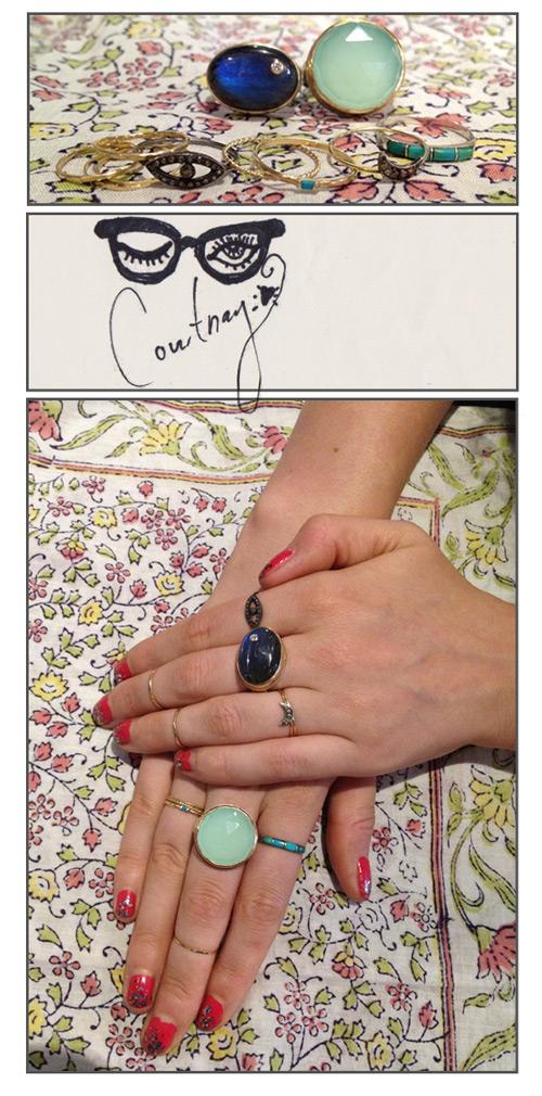 How We Wear It: Courtnay