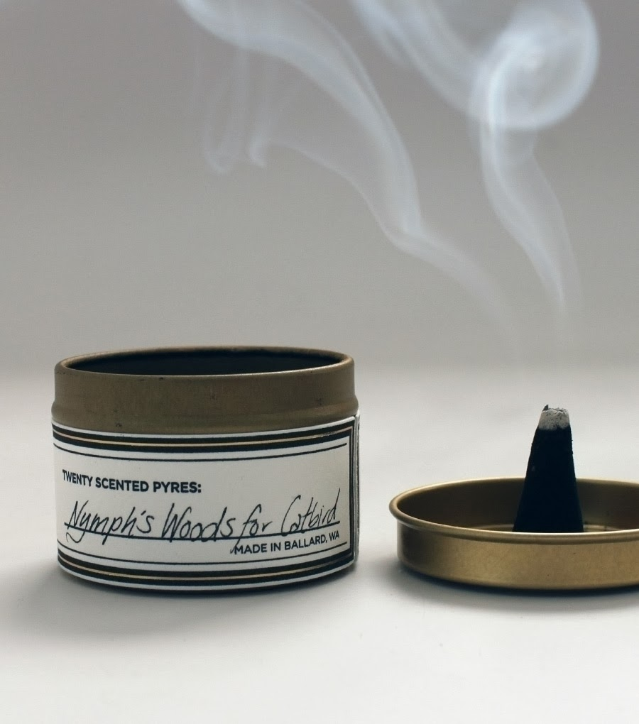 What We Love Today: Blackbird Incense