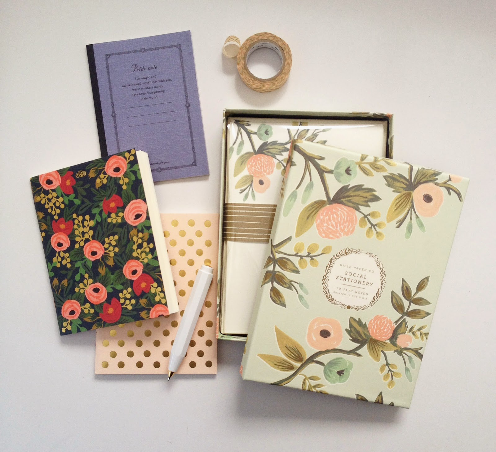 What We Love Today: Spring Stationery