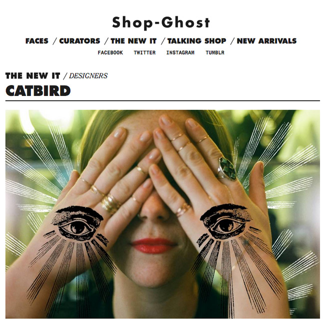 Shop Ghost!