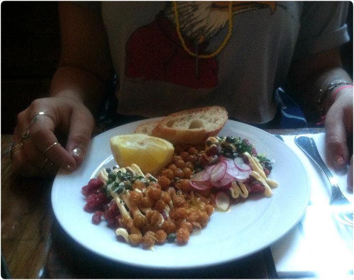 Lunch Lady: POWER LUNCH à la Gordon Gekko