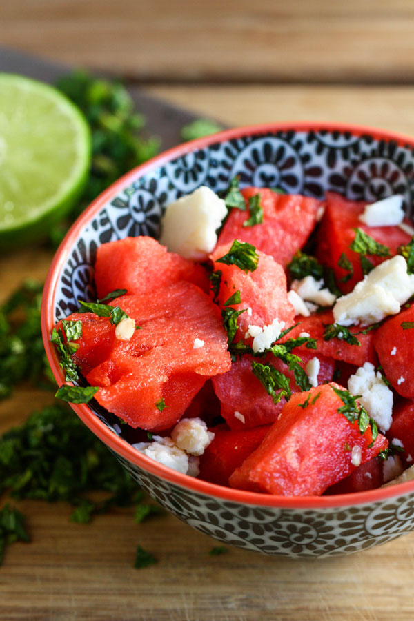 What We Love Today: Watermelon Three Ways