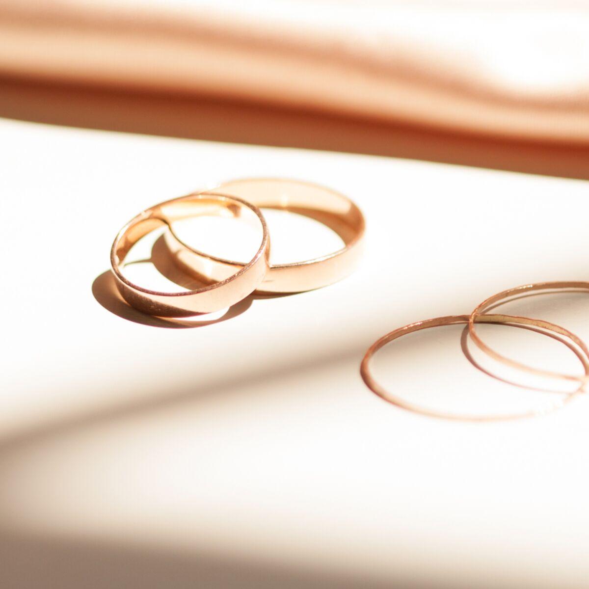 Tomboy Ring, Rose Gold image
