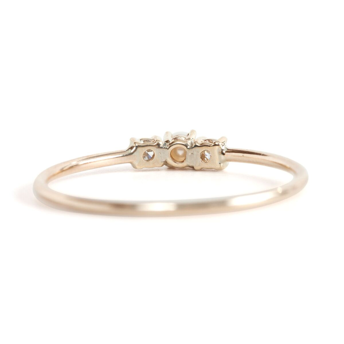 Pearl Sandwich Ring image