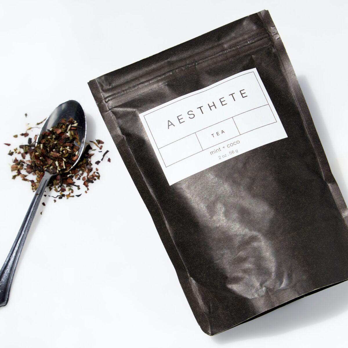 Mint + Coco Tea image