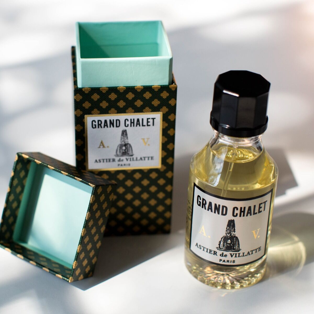 Grand Chalet Cologne, 50ml image