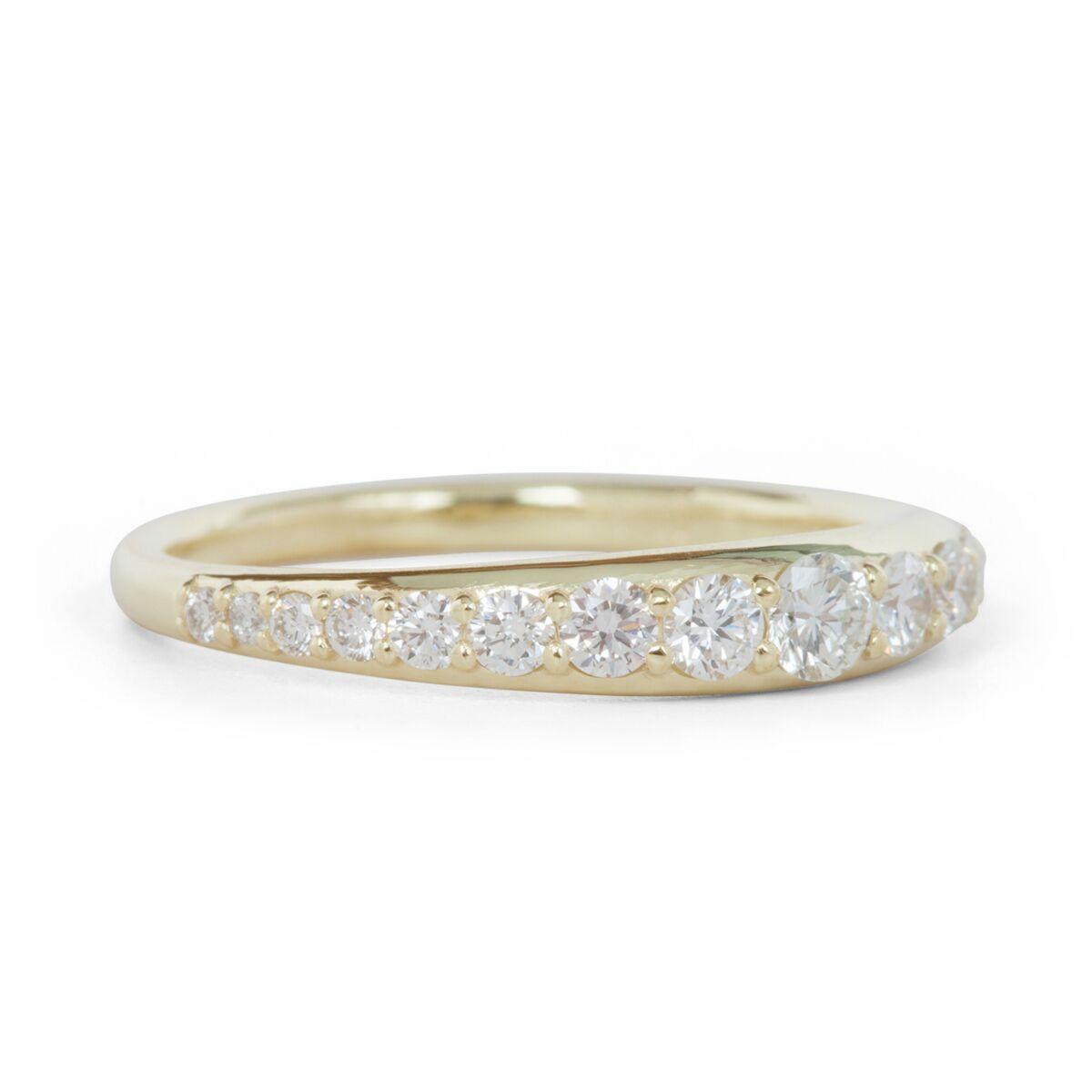 Bali Ring, Diamond image