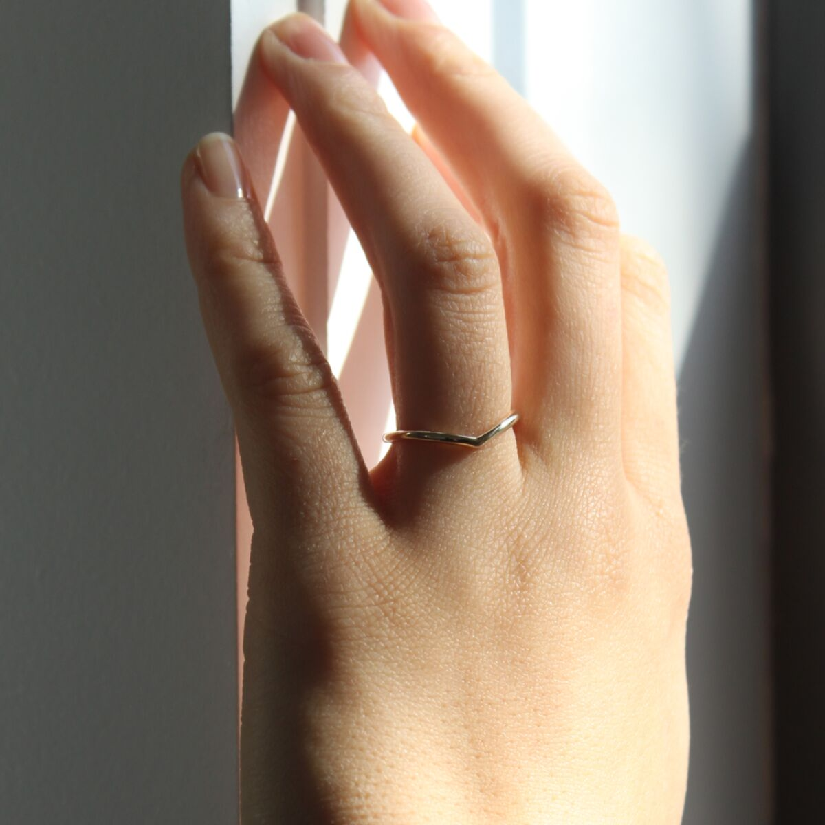 Curved Half Round Band image