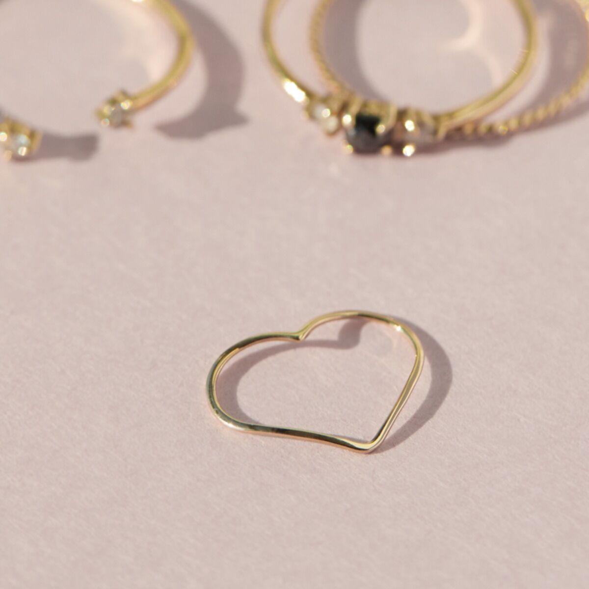 Dainty Heart Charm image