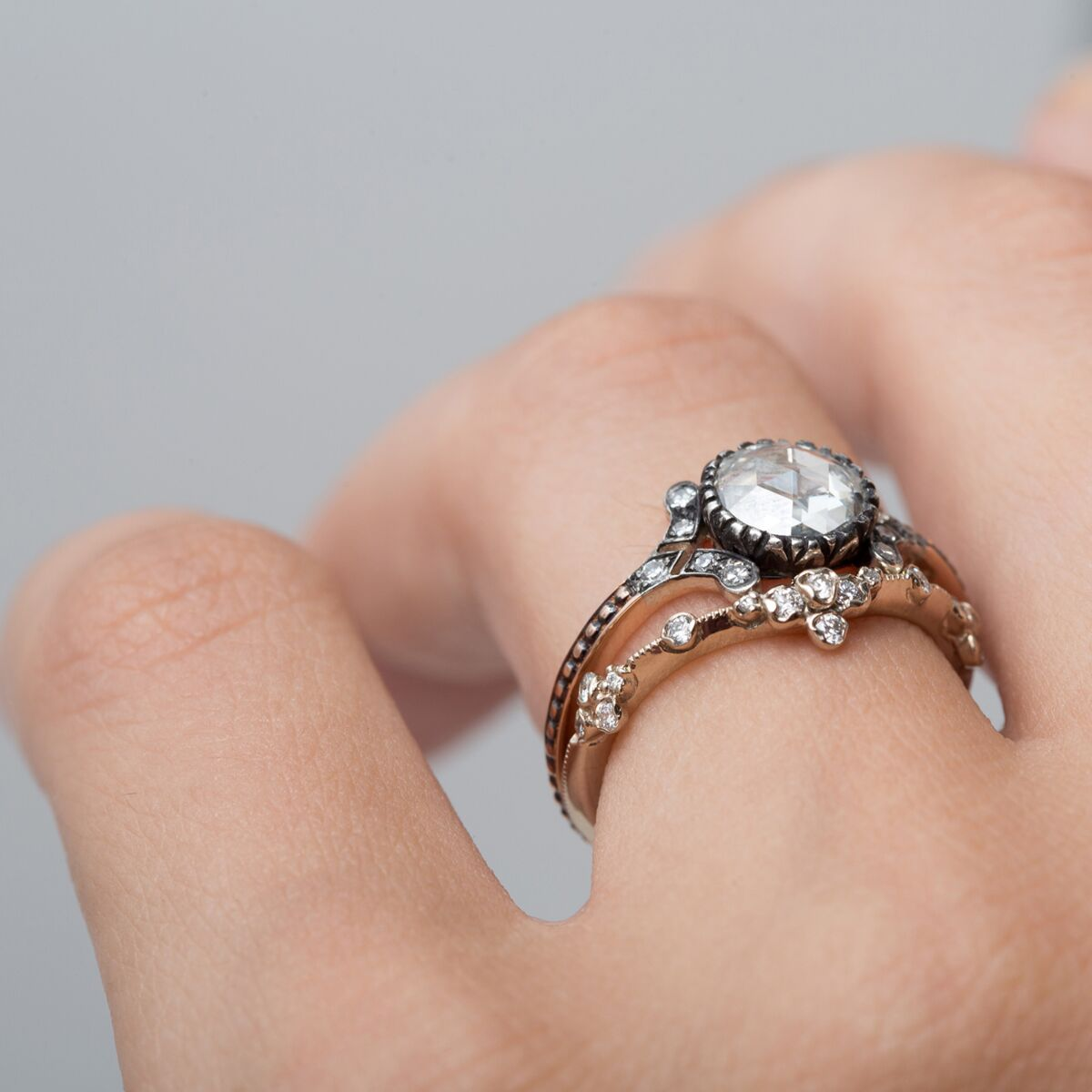 Black Rose Ring image