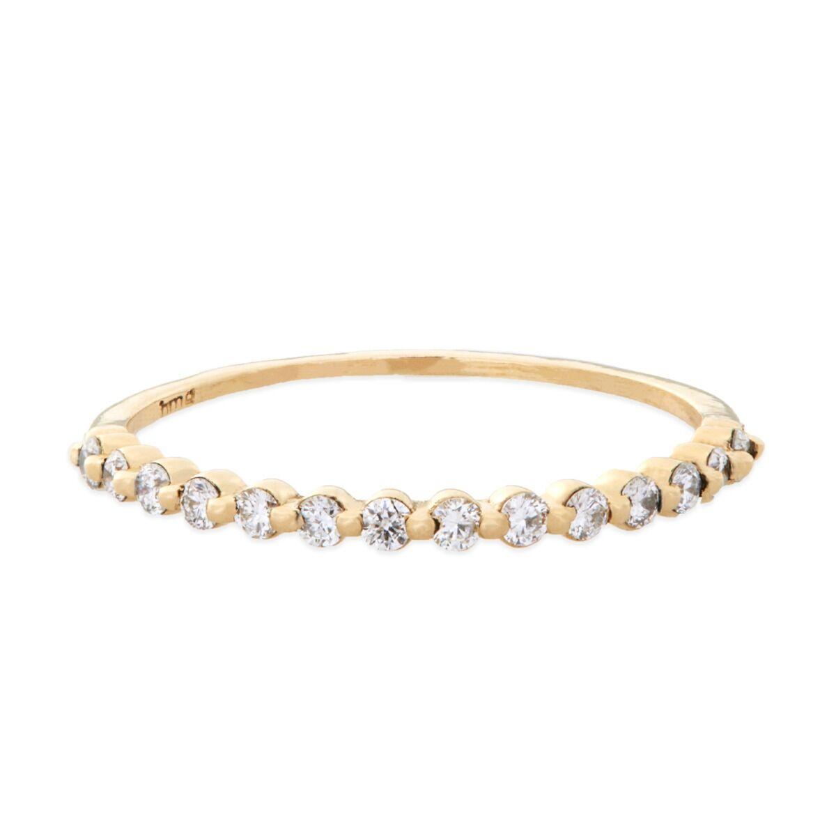 Adeline Diamond Band image