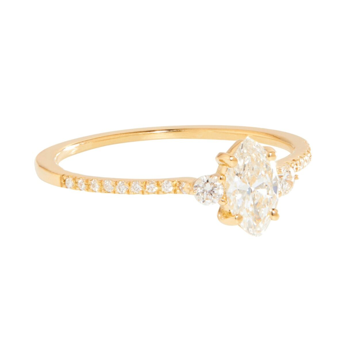 Coralie Solitaire Ring image