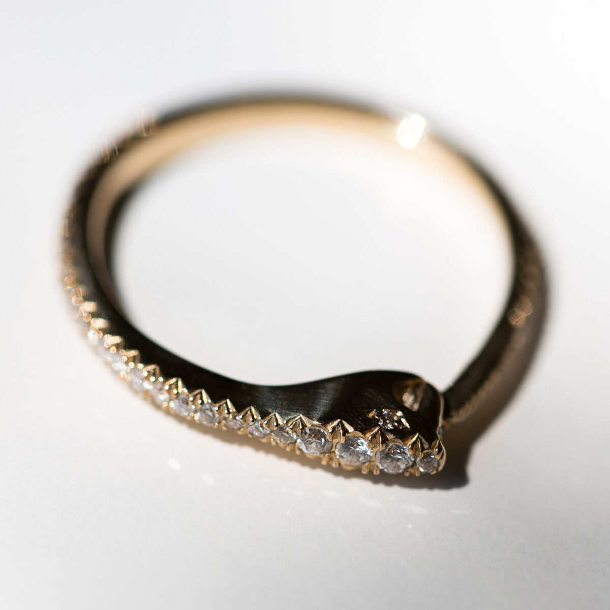 Ouroboros with Diamonds image