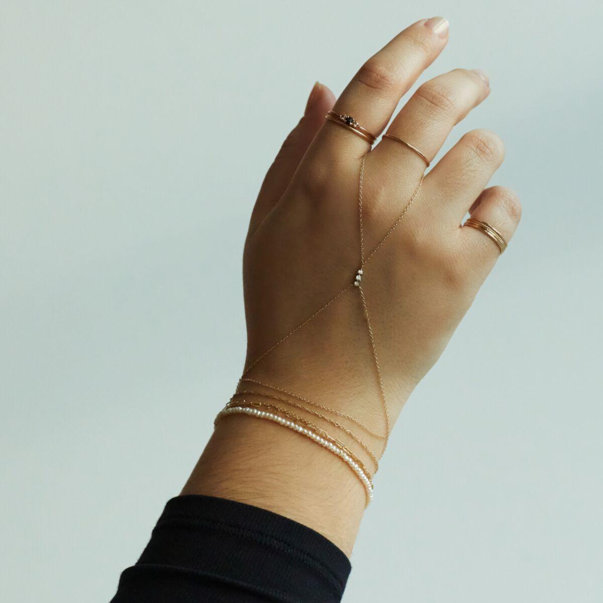 Baby Pearl Bracelet image