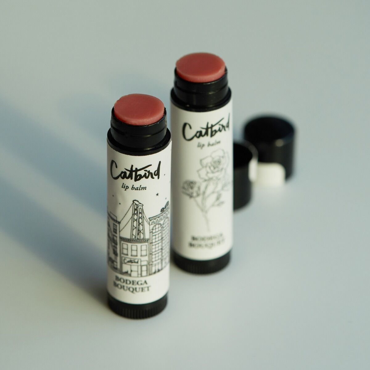 Bodega Bouquet Lip Balm, Rose image
