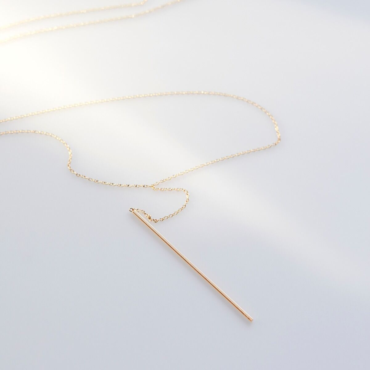 Changeling Necklace, Yellow Gold image