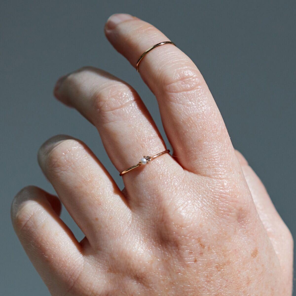 Dewdrop Ring image