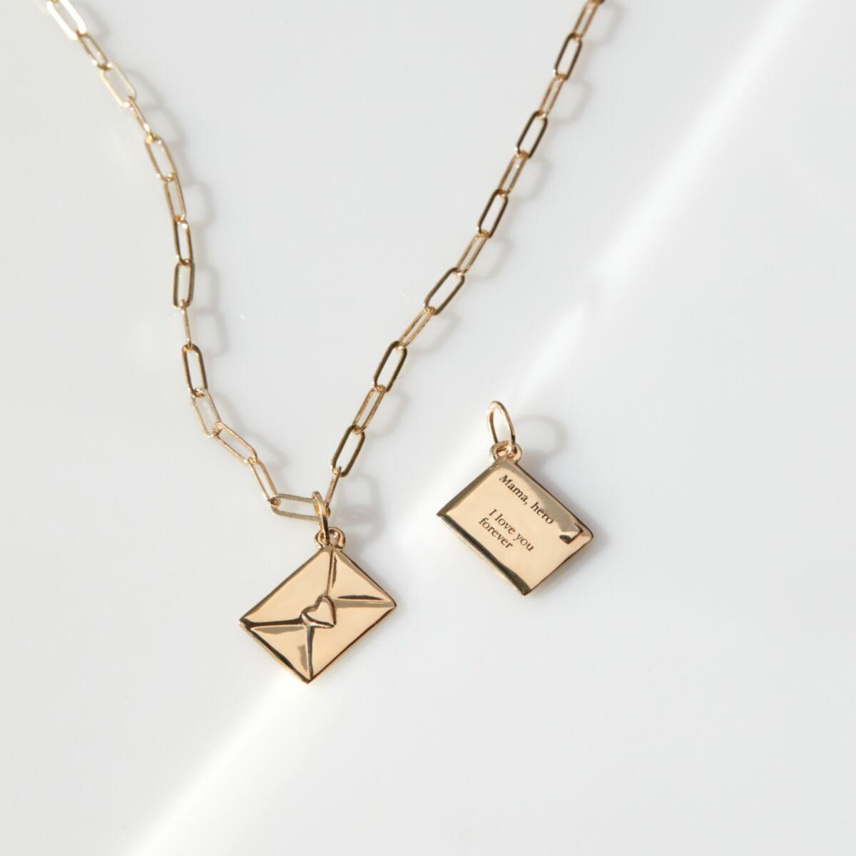 Smallest Love Letter Charm image