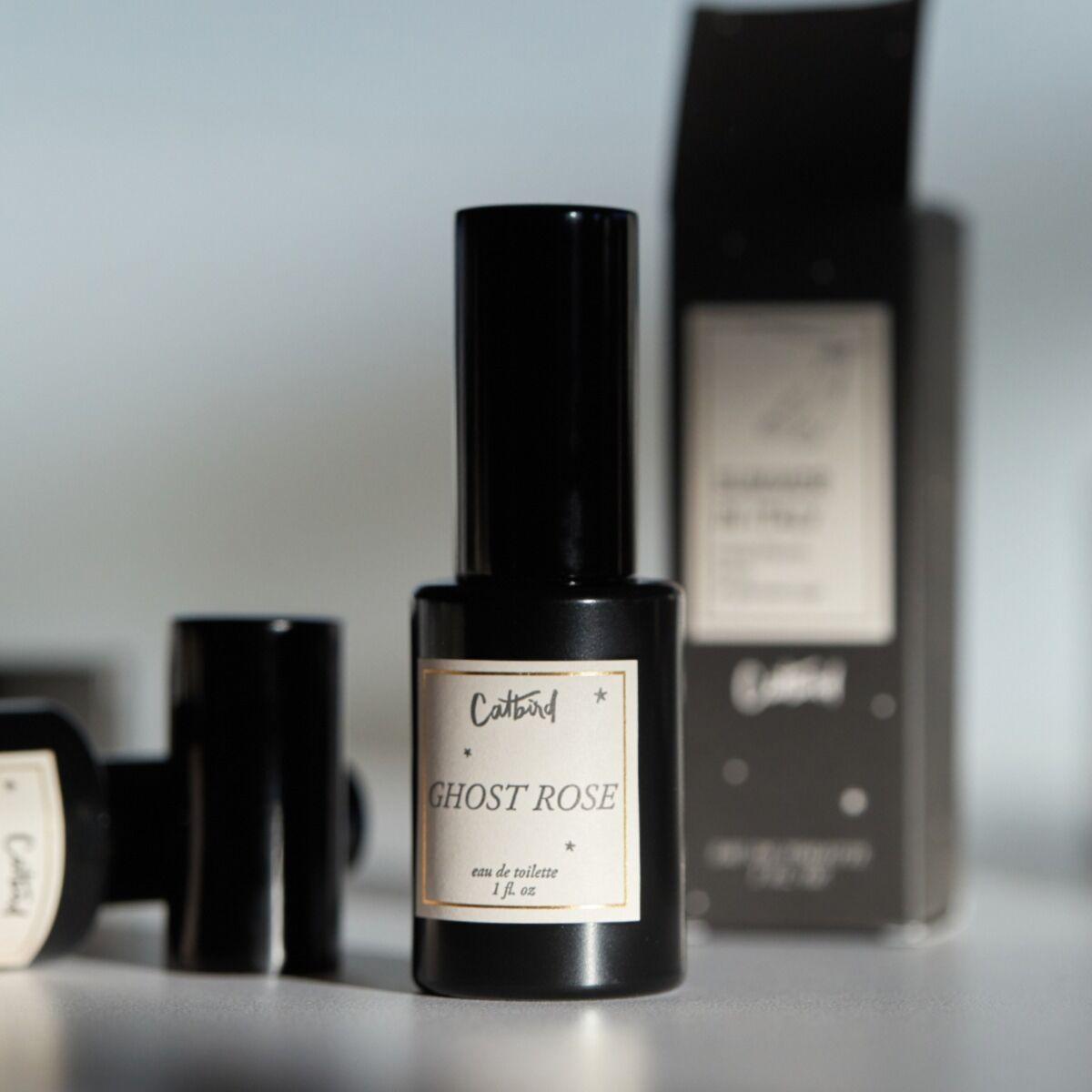 Ghost Rose Water Perfume image