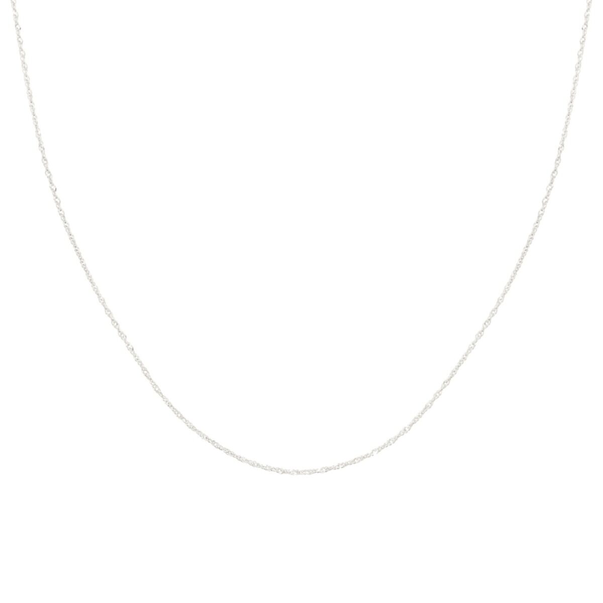 Adjustable Sweet Nothing Chain, Silver image