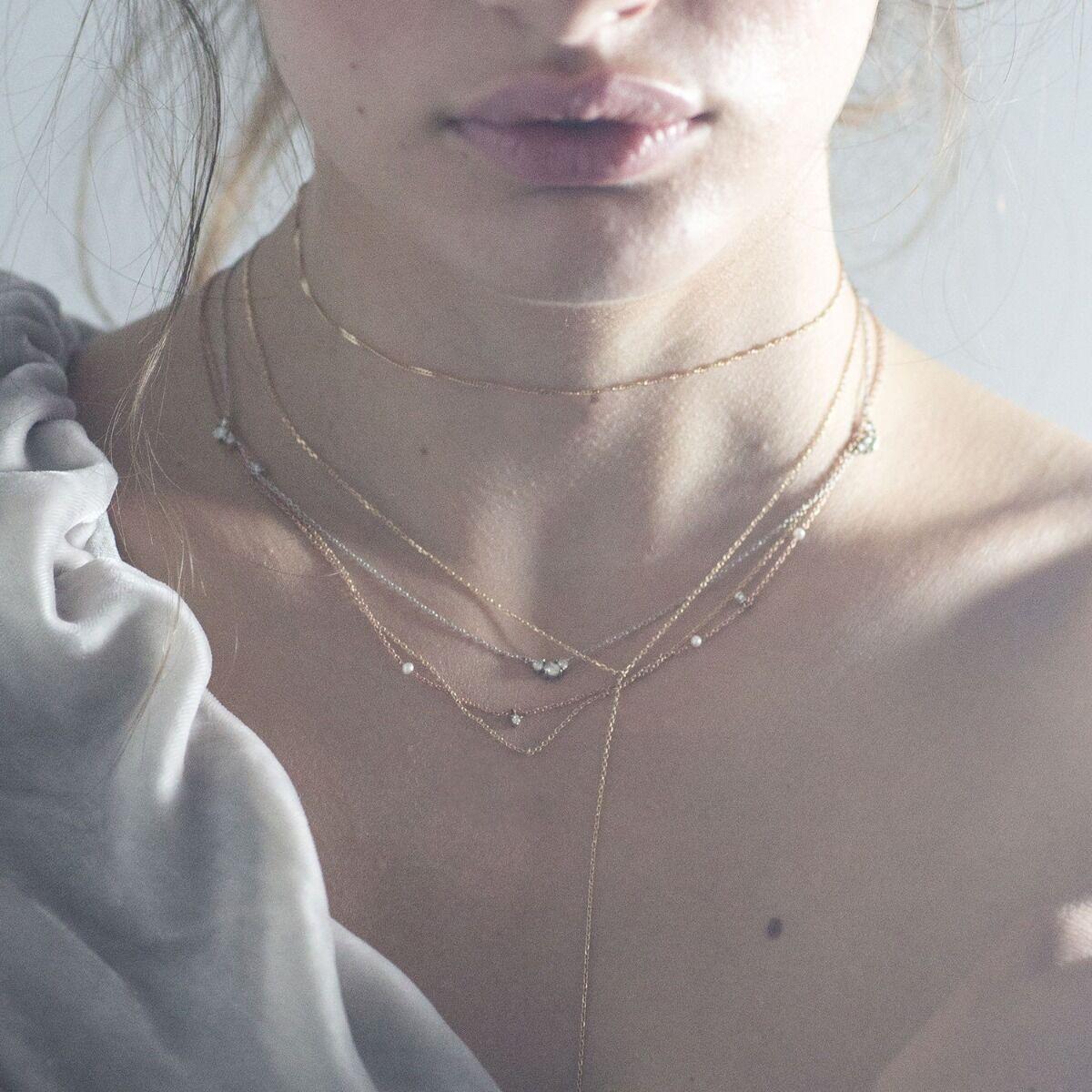 Sleeping Beauty Collar image
