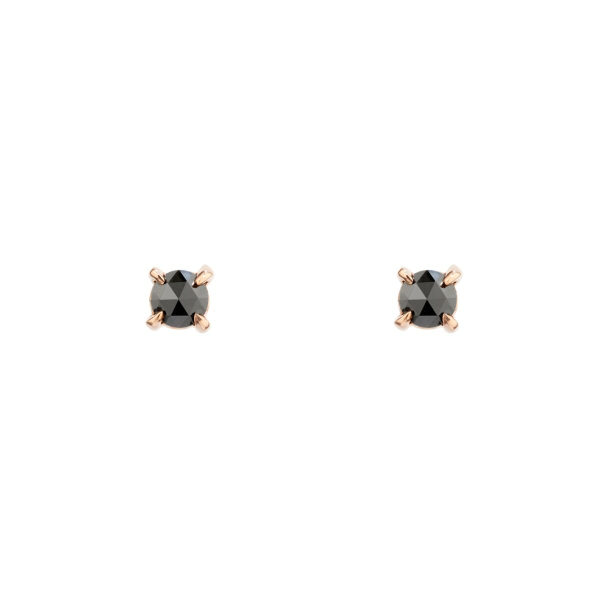 Maleficent Black Diamond Stud (single) image
