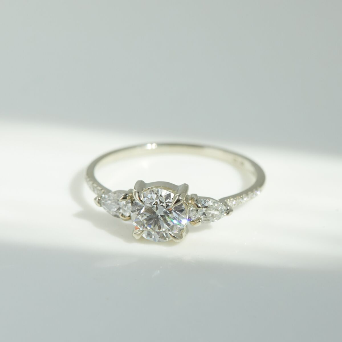 Violette the Swan, Supreme (Cultivated Diamonds) image