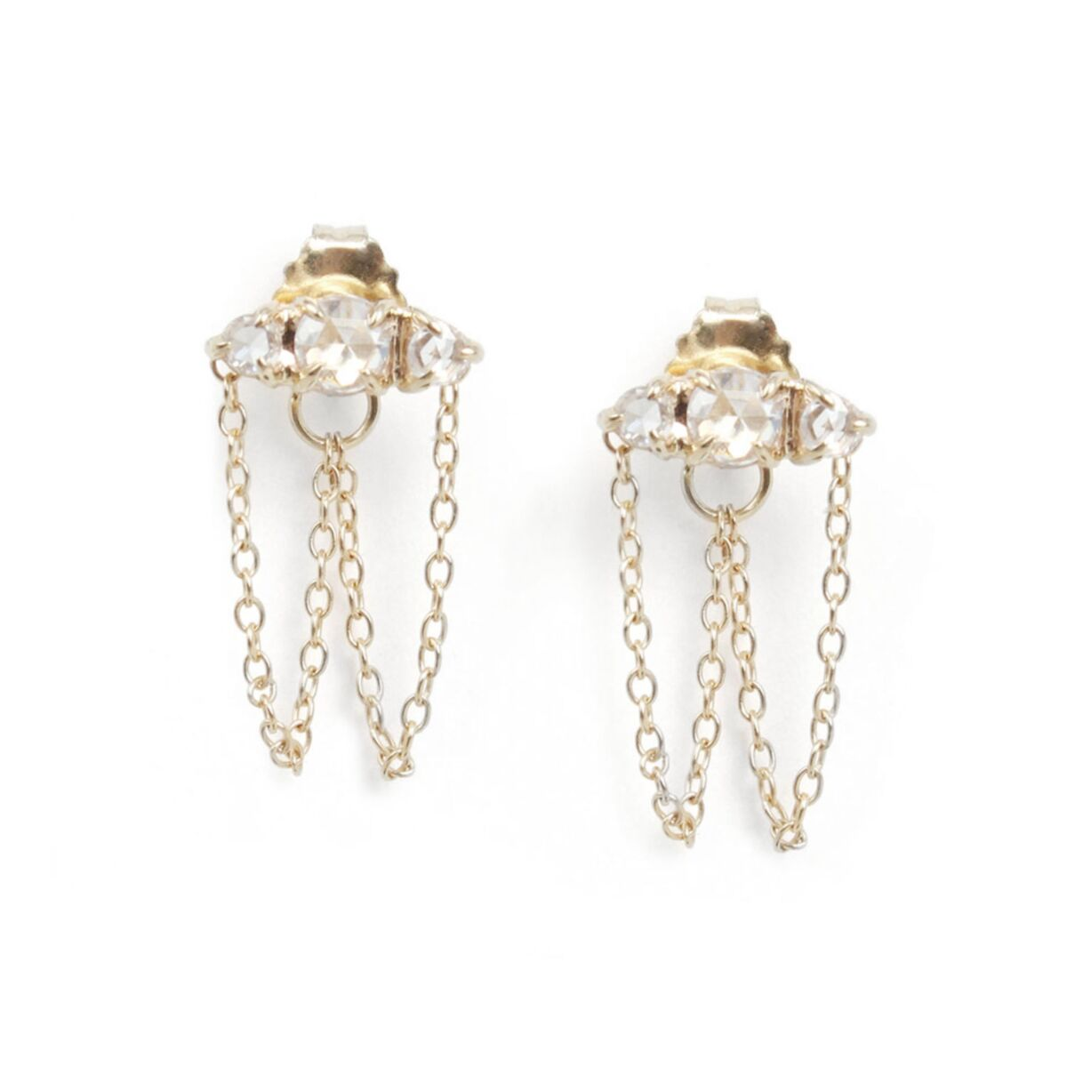 Sleeping Beauty Chandelier Earring (single) image