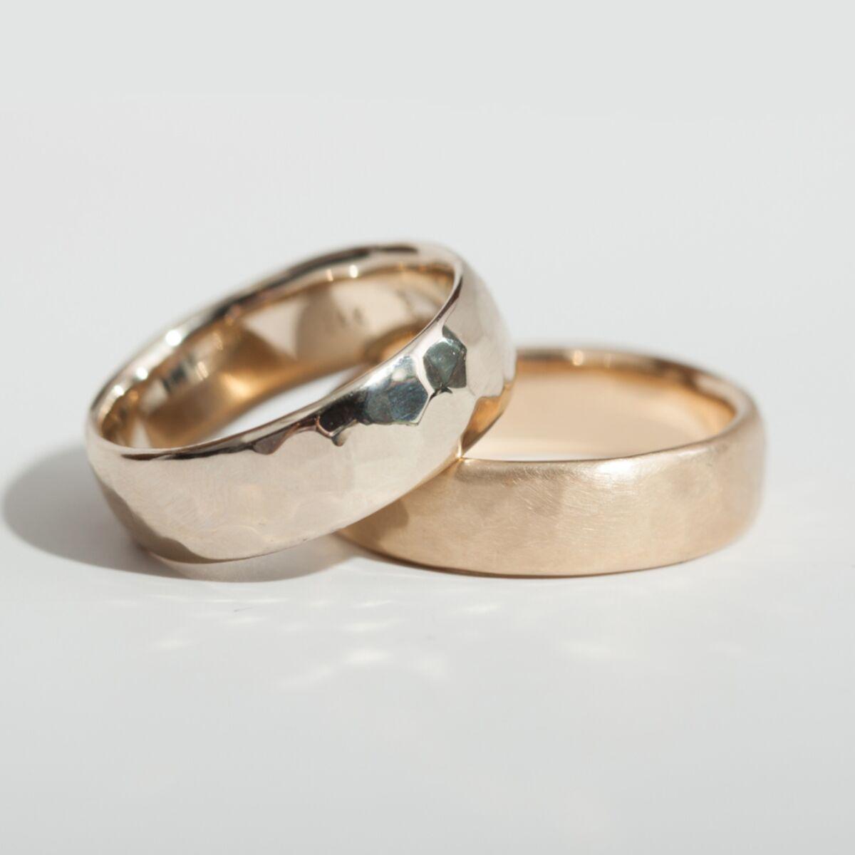 Cowboy Ring, 3mm image