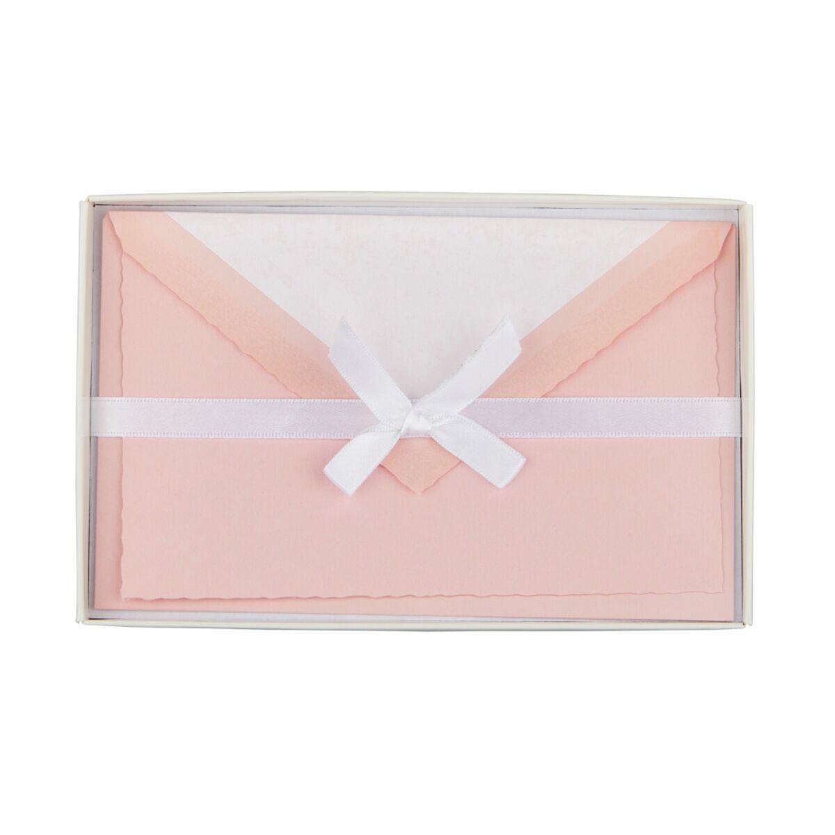 Créations de Paris Stationery Set, Candy Pink image