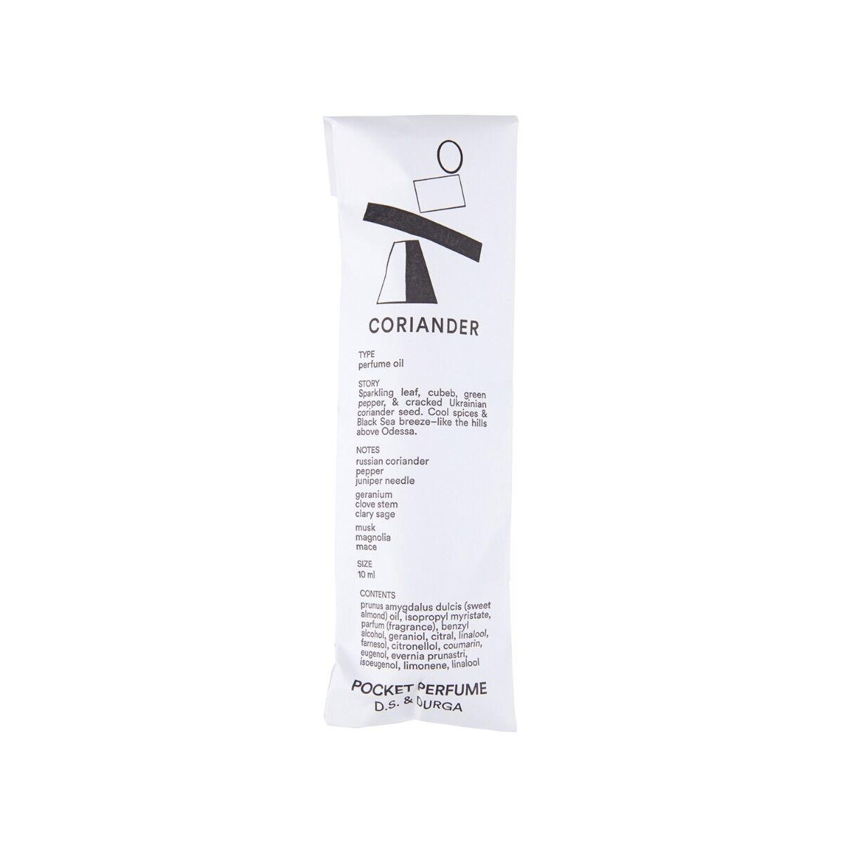 Coriander Pocket Perfume Roller image