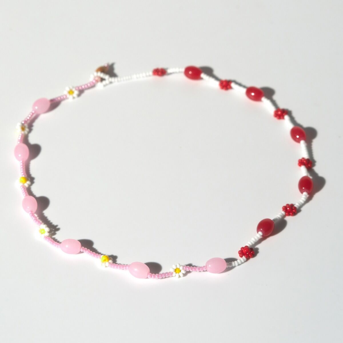 Candy Flower Necklace image