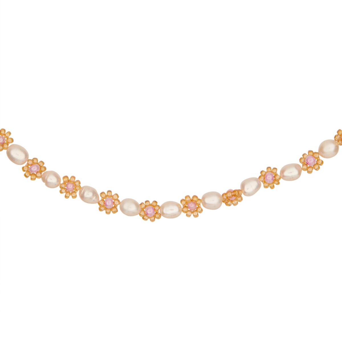 Persephone Pearl Necklace image