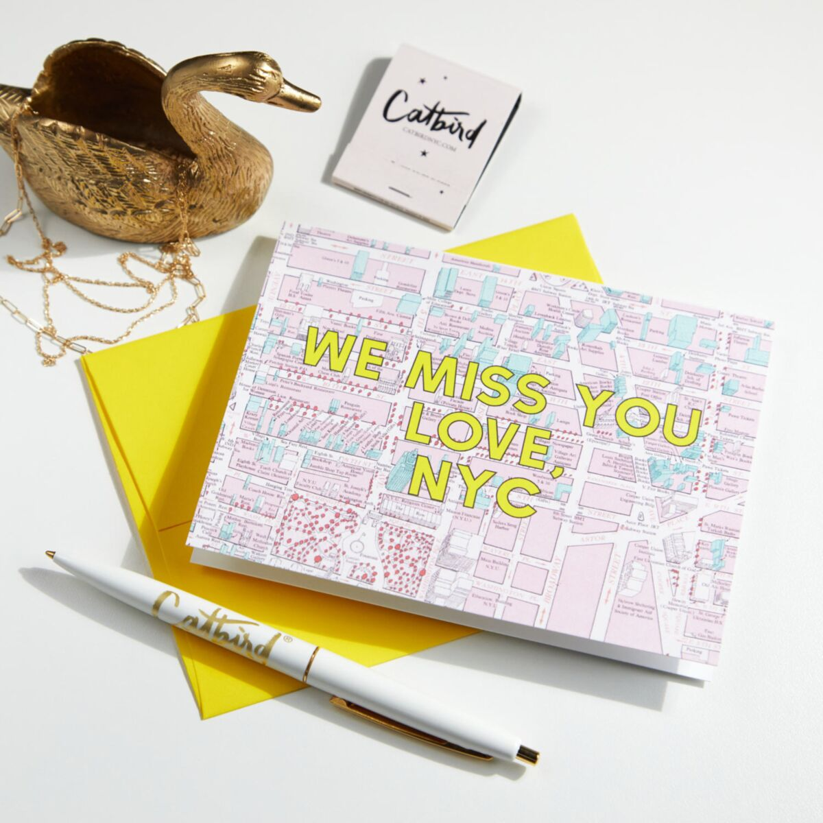 NYC Misses You Card image