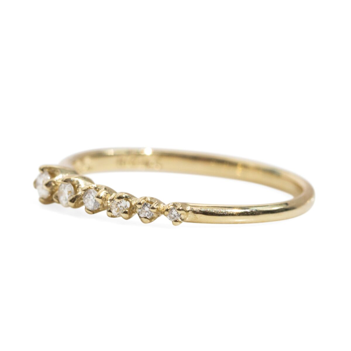 Shooting Star Ring, Diamond image