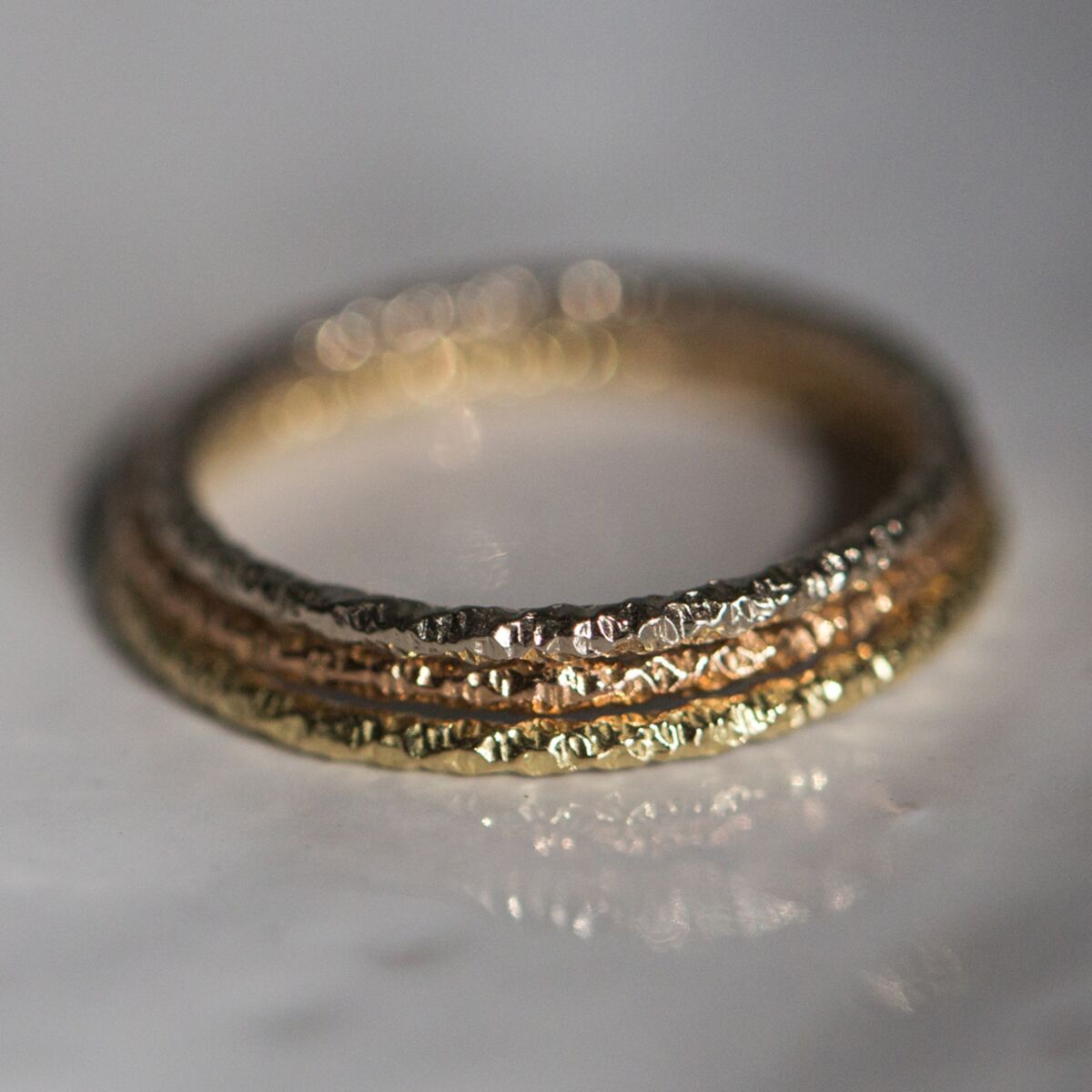 Homespun Ring image