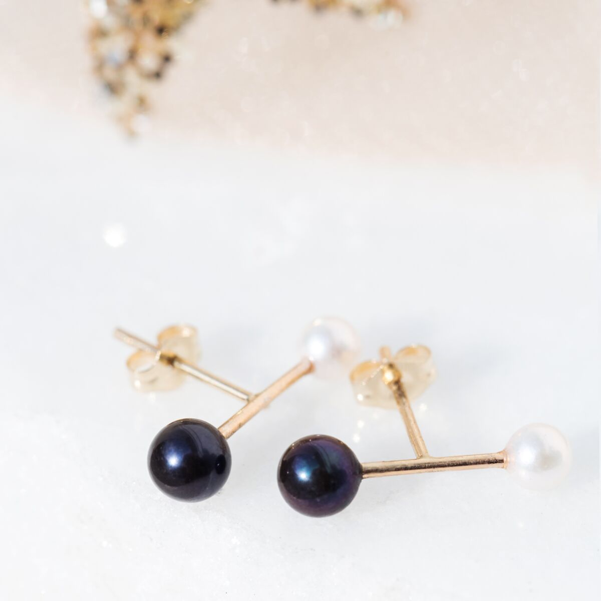 Majorette Pearl Earrings image