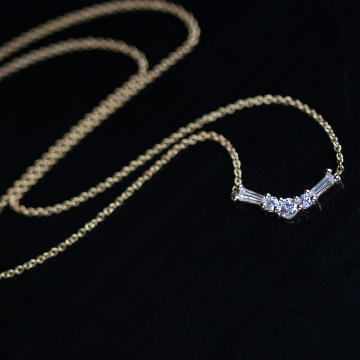 Diamond Constellation Necklace image