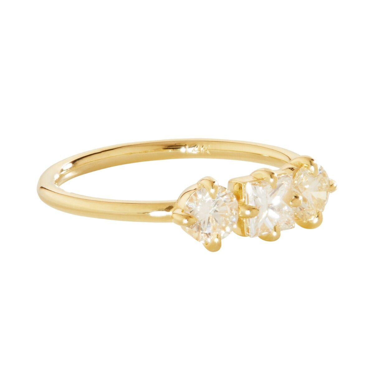 Trilogy Diamond Ring image