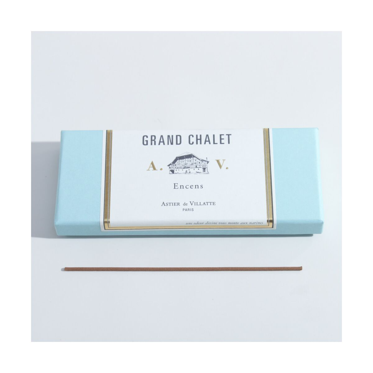 Grand Chalet Incense image