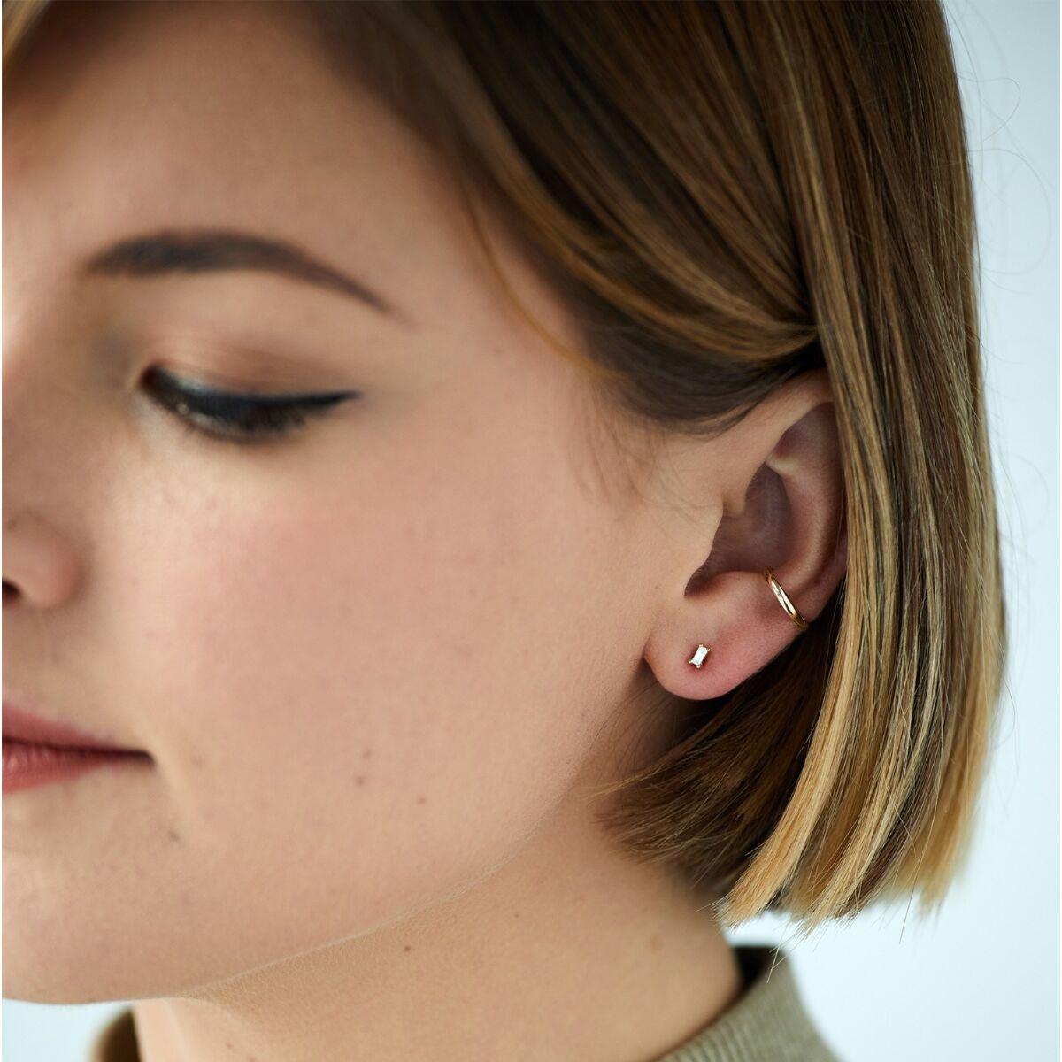 Baguette Stud, Diamond (Single) image