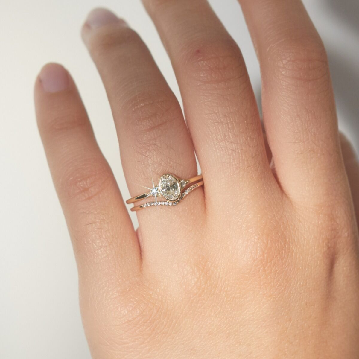 Exemplar Solitaire Ring  image