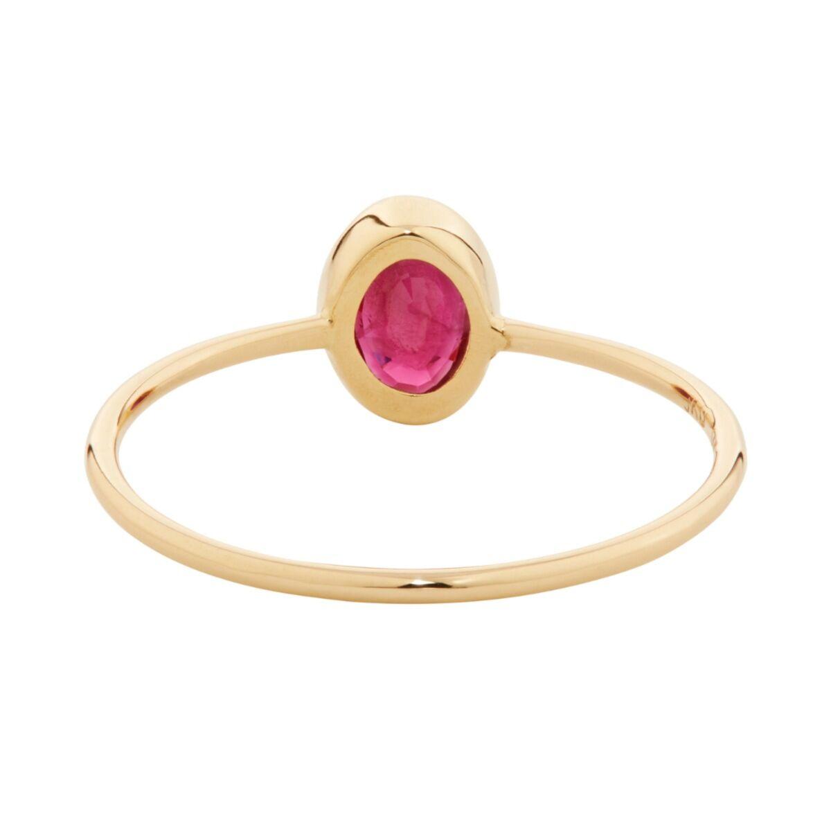 Caravaggio Ring, Ruby image