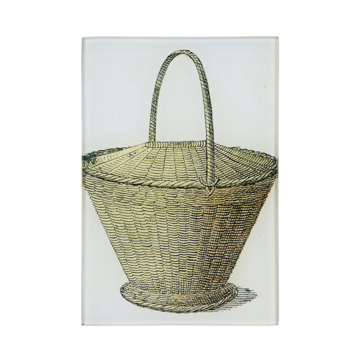 Tisket Tasket Basket Plate image